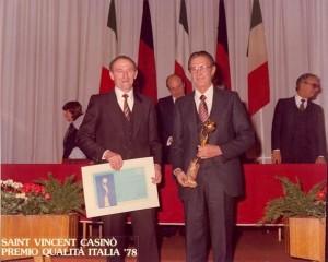PREMIO QUALITA' ITALIA 1978